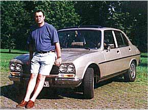 Peugeot 504 In Germany